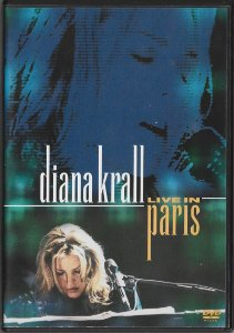 Diana Krall - 2002 - Live In Paris - DVD