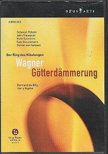 Bertrand De Billy - Harry Kupfer - 2004 - Wagner - Gotterdammerung - Der Ring Des Nibelungen - DVD