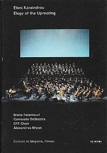 Eleni Karaindrou - 2008 - Elegy OfThe Uprooting - Concert At Megaron Athens - DVD