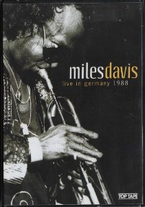 Mile Davis - 1988 - 2007 - Live In Germany 1988 - DVD