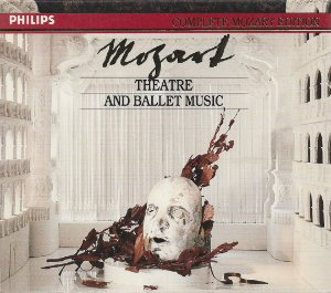 Mozart - Theatre And Ballet Music - 2 CDs