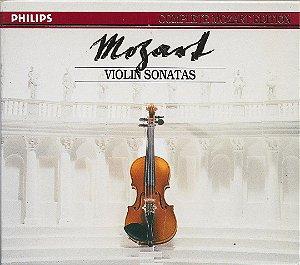 Mozart - Violin Sonatas - CD