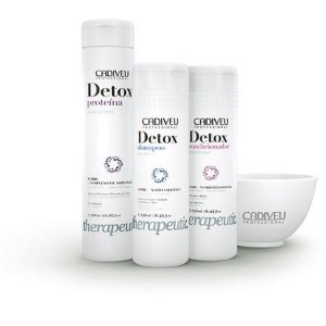 Cadiveu Detox Capilar - Kit Home Care - 0417
