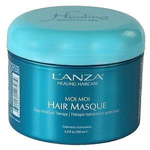 Lanza Moi Moi Hair Masque- Máscara para Cabelo 200ml - HIDRATAÇÃO PROFUNDA 0217