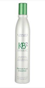 Lanza KB2 Protein Plus Shampoo 300ml - CABELO com QUÍMICA 0317
