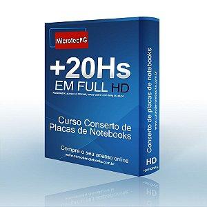 Curso de Conserto em Placas de Notebook Online - PROMOÇÃO RELÂMPAGO