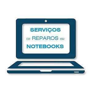 Serviços de Consertos em Notebooks