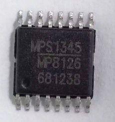 Mps1345 Ci Chaveador de  Sinal Tuner para Receptores e Tv