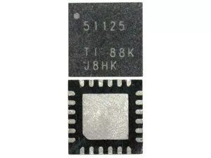 Tps51125 Ci Pwm Notebook 51125