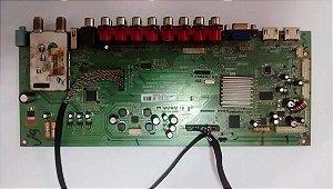 Placa Principal Tv Philco Ph32m3 Lcd Msd309px Isdb-t Msd3231