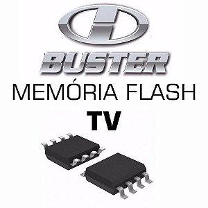 Memoria Flash Tv Hbuster Hbtv-32d06hd Chip Gravado