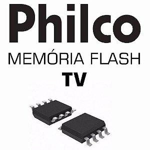 Memoria Flash Tv Philco Ph24m Led A2 (a) Chip Gravado