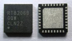 Rt8206b Ci Pwm Smd Notebook