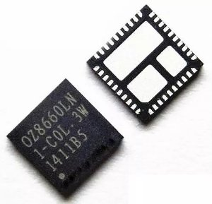 Oz8660ln Ci Pwm Smd Utilizado Notebooks 8660 Original