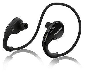 Fone de Ouvido Arco Sport Bluetooth Preto Multilaser - PH181