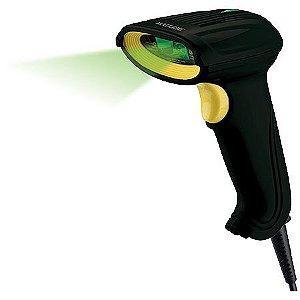 Leitor de Codigo de Barras Laser Com Suporte Multilaser - GA