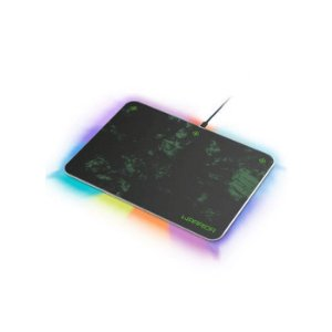 Mouse Pad Gamer  com Led RGB Warrior - AC299