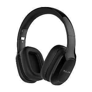 Headphone Bluetooth Over-Ear Pulse Preto - Multilaser PH273