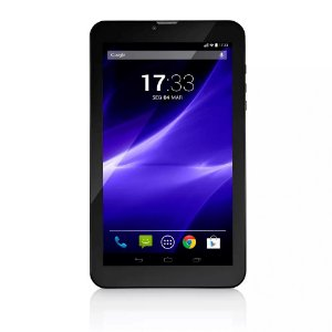 "Tablet M9-3G Quad 8GB 9"" Preto Multilaser- NB247"
