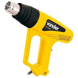 Soprador Térmico STV1500N Vonder 1500W Vonder 220V Amarelo