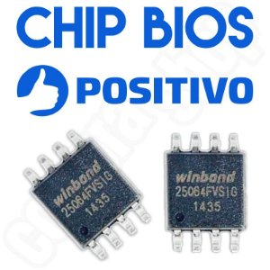 Bios Notebook Positivo Stilo Xr3520 Chip Gravado