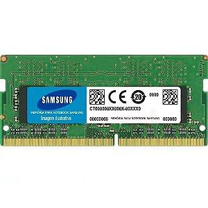 Memória Notebook Samsung 8gb Ddr3 Pc-10600 1333mhz 1.5v