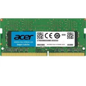 Memória Notebook Acer 4gb Ddr3 Pc-10600 1333mhz 1.5v