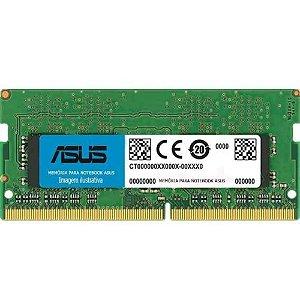 Memória Notebook Asus 8gb Ddr3 Pc-10600 1333mhz 1.5v
