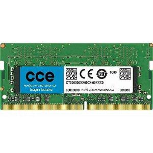 Memória Notebook Cce 4gb Ddr3 Pc-10600 1333mhz 1.5v