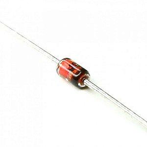 Diodo Zener 5v1 0.5w Kit 10x Unidades