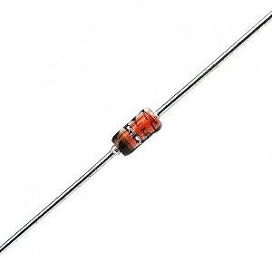 Diodo Zener 9v1 0.5w Kit 10x Unidades