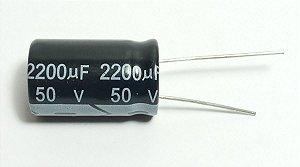 Capacitor Eletrolítico 2200uf 50v