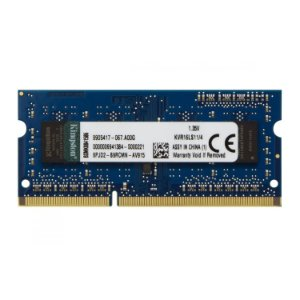 Memória Ram 4gb Ddr3 Pc3l-12800 1600mhz 1.35v Kingston Notebook