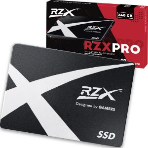 Hd Ssd Interno Rzx Pro Rzx-19ssd6g 240gb Notebook Pc Desktop