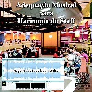 MP3 de Adequação Musical Corporativa - Personalizadas  | BemZen! Figueira Consultores