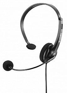 Headphone Omnidirecional ELGIN F02-1NSRJ Conector RJ