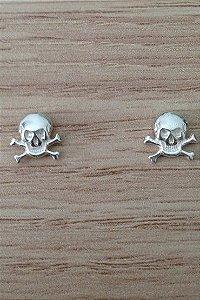 Brinco Pirata - Prata de Lei 925