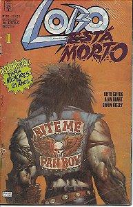 Lobo Está Morto - nº 1 - Mini-série em duas edições