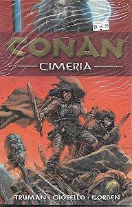 Conan - Ciméria por Truman, Giorello e Corben