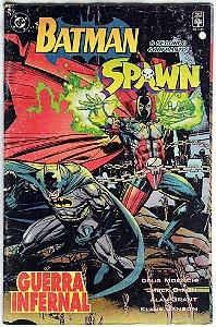 Batman e Spawn - Guerra Infernal