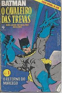 Batman - O Cavaleiro das Trevas, nº 1, por Frank Miller