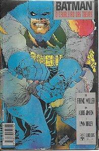Batman - O Cavaleiro das Trevas, nº 2, por Frank Miller