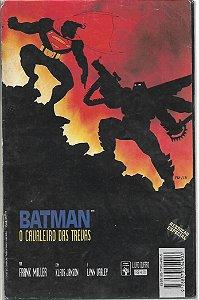 Batman - O Cavaleiro das Trevas, nº 4, por Frank Miller