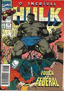 O Novo Incrível Hulk - 128 - Versus Força Federal