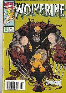 Wolverine - 23 - Formatinho - Abril Jovem