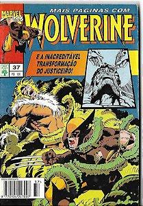 Wolverine - 37 - e a incrível transformação do Justiceiro - Formatinho