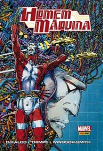 Homem Máquina - Volume 1 [Hardcover] [Nov 17, 2015] Tom DeFalco