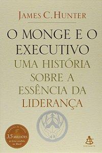 O monge e o executivo (Português) Capa Comum - USADO