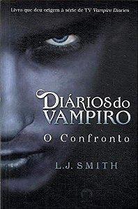 Diários do vampiro: O confronto (Vol. 2) (Português) Capa Comum – por L. J. Smith (Autor) - USADO
