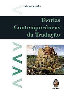 Teorias Contemporâneas da Tradução (Espanhol) Capa Comum – por Edwin Gentzler (Autor) - Livro USADO